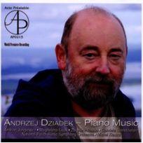 Acte Prealable - Concerto pour piano, Oeuvres pour piano seul