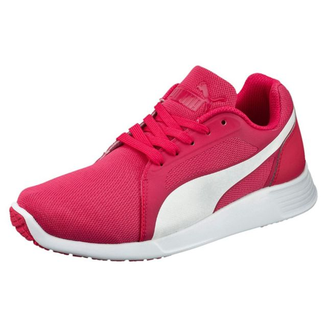 Puma St Trainer Evo Chaussure Enfant Taille 35 Rouge