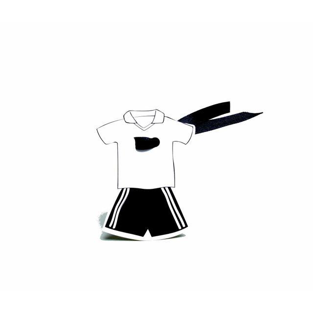1001decotable etiquette porte nom maillot sportif x3
