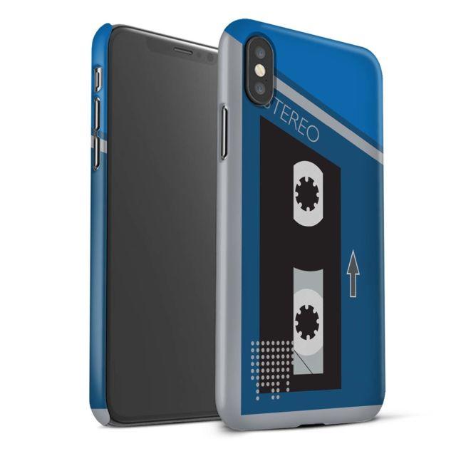 coque iphone xs cassette