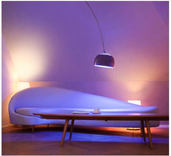 Ampoule LED Connecté Essential - White and Color