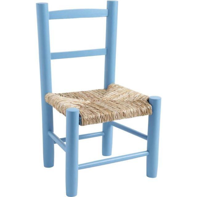 aubry gaspard petite chaise bois pour enfant pas cher achat vente bureau et table enfant. Black Bedroom Furniture Sets. Home Design Ideas