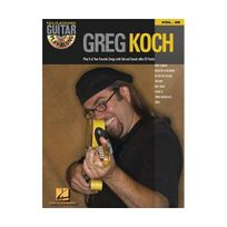 Hal Leonard - Guitar Play-Along Vol.028 Greg Koch + Cd