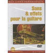 Play Music - Sons & Effets Pour La Guitare - Judge Fredd - Dvd - Edition simple