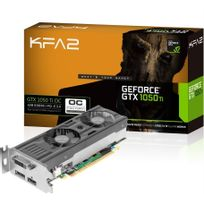 KFA2 - GeForce GTX 1050 Ti OC LP 4GB