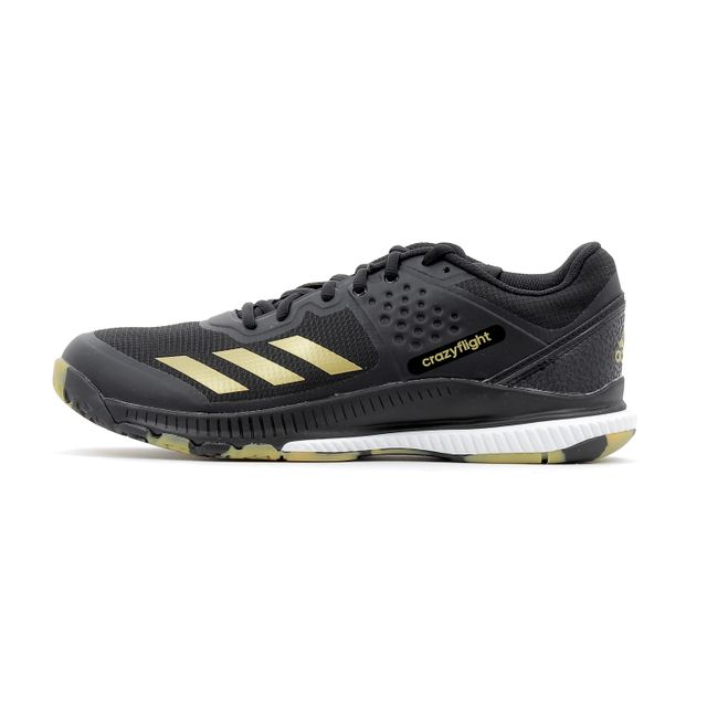 Adidas Performance Chaussures Indoor Crazyflight Bounce Noir Pas sxDDN1gi