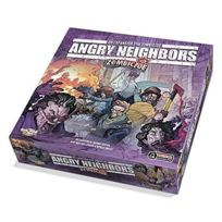 Cool Mini Or Not - Zombicide Angry Neighbors Vo