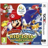 NINTENDO - Mario & Sonic aux J.O. RIO - 3DS