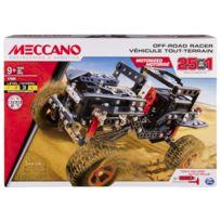 MECCANO - TOUT TERRAIN - 25 MODELES MOTORISES - 6037616