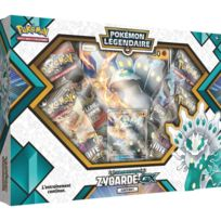Coffret Pokémon Juin 2018 : Zygarde Gx Chromatique