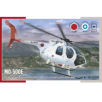 Special Hobby - Maquette Hélicoptère : Md-500E