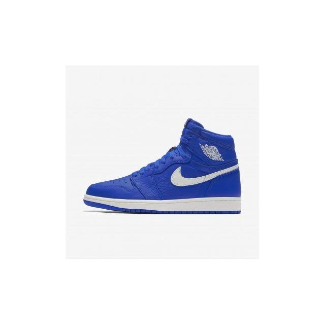 Air Jordan 1 Retro High Og - Age - Adulte, Couleur - Bleu, Genre - Homme,  Taille - 44,5