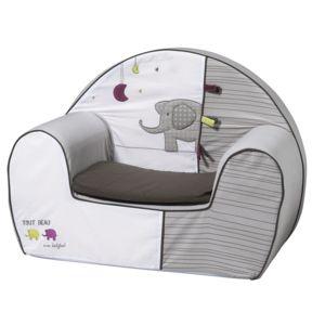 sauthon fauteuil club b b india pas cher achat vente fauteuils rueducommerce. Black Bedroom Furniture Sets. Home Design Ideas