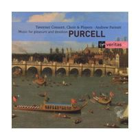 Emi Music France - Purcell : Music For Pleasure and Devotion