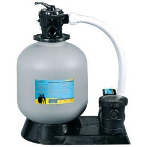 Sunbay groupe de filtration sable 11 m3 h 1 cv pour - Groupe filtration piscine hors sol ...