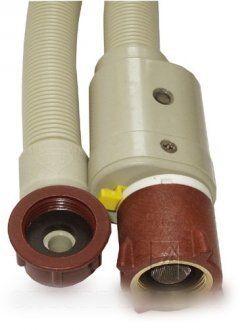 whirlpool tuyau d 39 arriv e d 39 eau 3 4 90 c l 1 5m pour lave vaisselle constructeurs divers. Black Bedroom Furniture Sets. Home Design Ideas