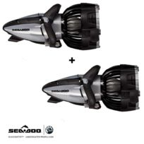 Seadoo - Scooter Sous Marin Pack Duo Rs2