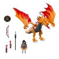 5483 : Dragon d'Or avec soldat
