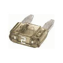 Hella - 50 fusibles auto mini 2 ampères 8JS728596081