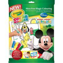 Crayola - Kit à colorier Mickey Mouse Disney Color Wonder