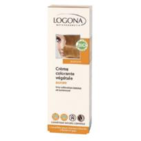 Logona - Crème colorante végétale Aurore, prête à l'emploi