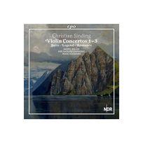 Cpo - Oeuvres pour violon et orchestre