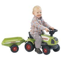 House Of Kids - Tracteur 1er age pvc vert