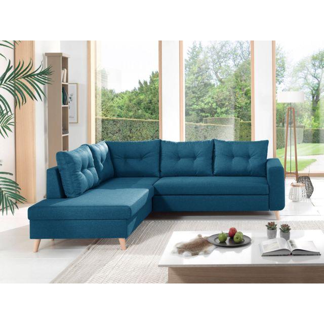 bestmobilier nordic canap scandinave d 39 angle gauche l. Black Bedroom Furniture Sets. Home Design Ideas