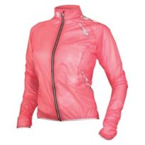 Endura - Veste Adrenaline Race Cape rose femme