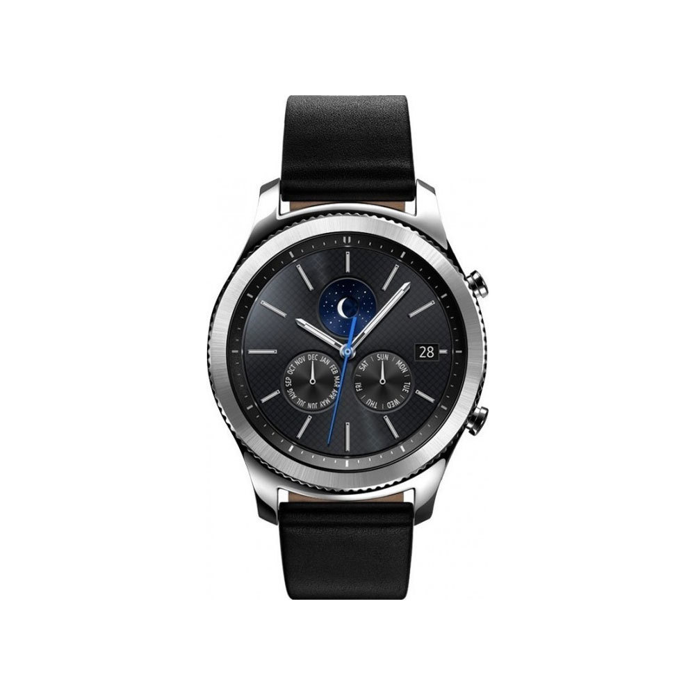 Gear S3 classic -argent