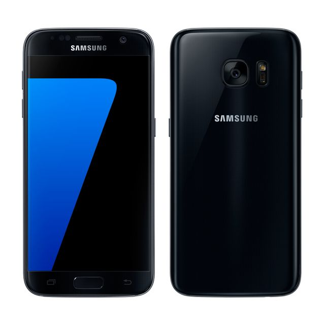 Samsung - Galaxy S7 Noir - 32 Go - Reconditionné