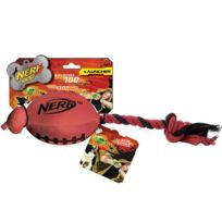 Nerf - Jouet chien nylon corde 33 r/n