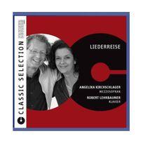 Preiser - Schubert/Schumann/Liszt/Wolf : Liederreise. Kirchschlager