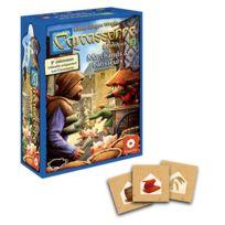 Filosofia - Jeux de société - Carcassonne Extension 2 : Marchands Et Bâtisseurs Edition 2015