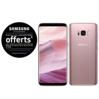 Samsung - Galaxy S8 - Rose