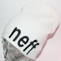 Neff - Bonnet long Pure blanc