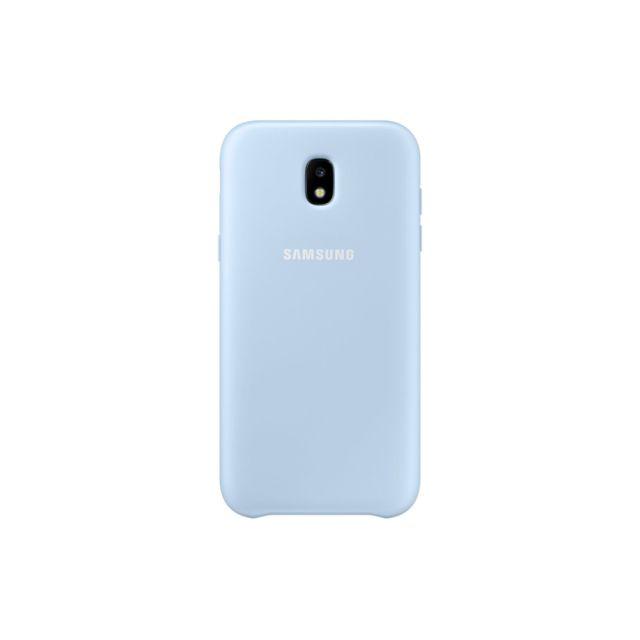 Samsung Dual Layer Cover Galaxy J5 2017 - Bleu
