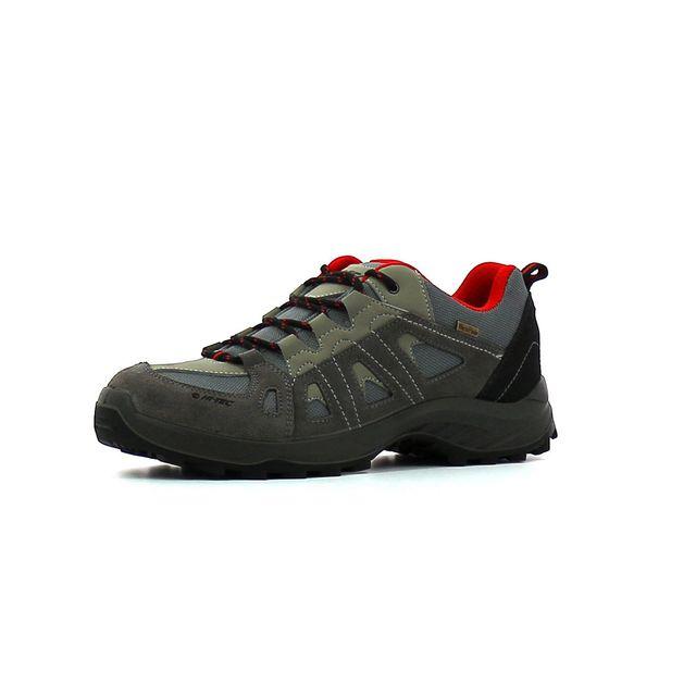 Hitec - Chaussure de randonnée Hi Tec Stratus Low Wp Gris