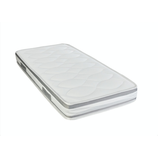 Tiffany Sofa Bed Matelas Ergolatex Epaisseur 20cm 090X190