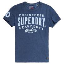 Superdry - Work Wear T-shirt Mc