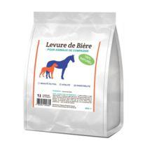 Recettes de Daniel - Levure de biere pour chiens chats chevaux furets - sac de 5Kg