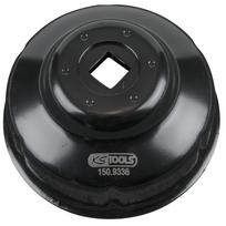 Ks Tools - Cloche pour filtre à huile, 66 mm 150.9336