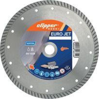 Norton Clipper - Disque diamant NORTON Euro Jet Ø 115 mm Alésage 22.23 mm- 70184610314