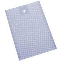001 International - Bloc bureau Budget avec couverture format A4 petits carreaux 100 feuilles