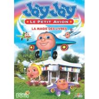 Kappa Editions - Jay Jay le petit avion - La magie des livres