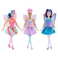 Mattel - Barbie - Barbie Fée Multicolore