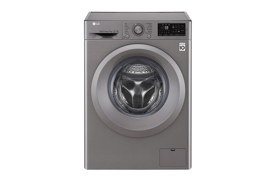Lave-linge frontal - F74J57S - Inox