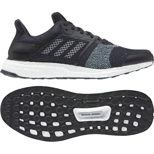 7a932d4e526 Adidas - Chaussures UltraBoost St Parley - pas cher Achat   Vente  Chaussures running - RueDuCommerce