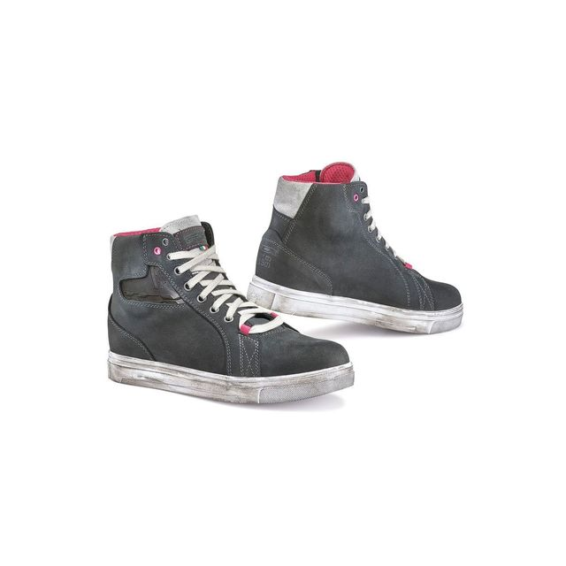 Tcx , Baskets Street Ace Lady Waterproof Gris Anthracite