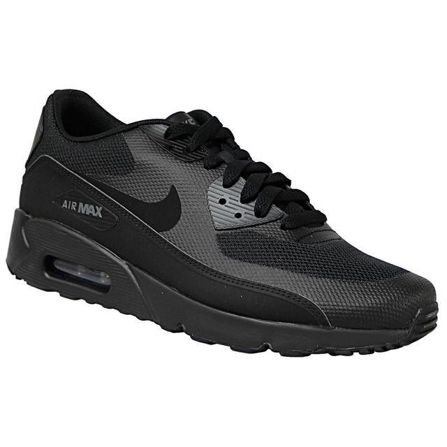 quality design 7ea55 32ac3 Nike - Air Max 90 Utra 2.0 Essential 875695-002 Noir - pas cher Achat    Vente Baskets homme - RueDuCommerce